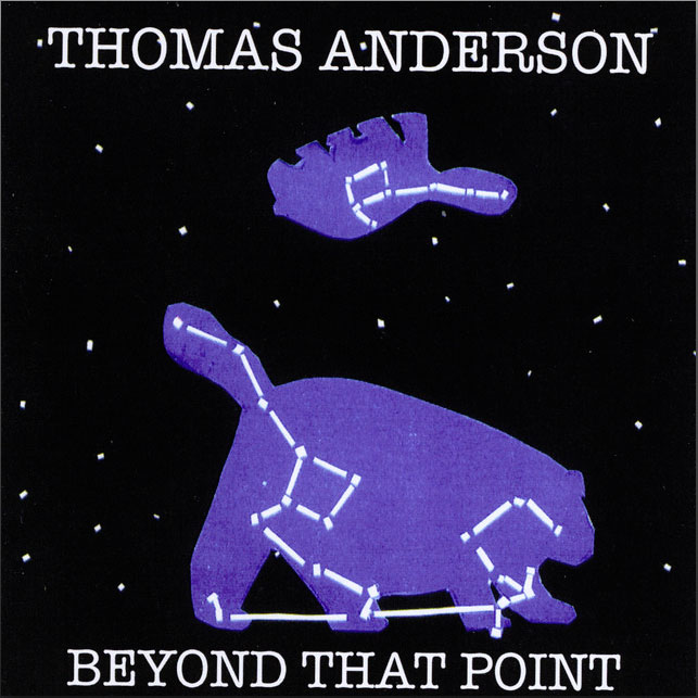 cover of the album Beyond That Point